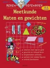Emy  Geyskens Rekenoefenboek Meetkunde, maten en gewichten 8-9 jaar