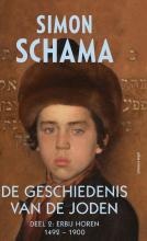 Simon  Schama De geschiedenis van de Joden 2 Erbij horen 1492-1900