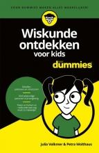 Julia  Volkmer, Petra  Wolthaus Wiskunde ontdekken voor kids voor Dummies