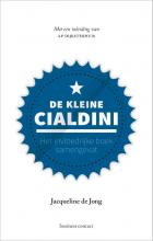 Jacqueline de Jong , De kleine Cialdini