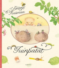Grietje  Huisman Tuinpatat, prentenboek