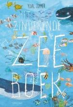 Yuval  Zommer Het zinderende zee boek