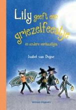 Isabel van Duijne , Lily geeft een griezelfeestje en andere griezelverhaaltjes
