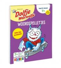 Paul van Loon Woordspelletjes Taal & lezen 7+
