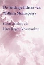 Shakespeare, William De liefdesgedichten