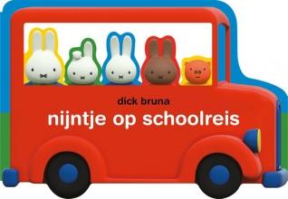 Dick Bruna , nijntje op schoolreis