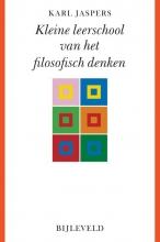 Karl Jaspers , Kleine leerschool van het filosofisch denken