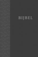 , Bijbel (HSV) - hardcover antraciet