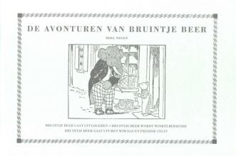Mary  Tourtel De avonturen van Bruintje Beer 9