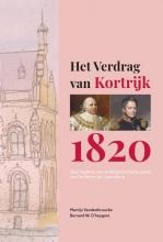 Bernard D`heygere Martijn Vandenbroucke, Het verdrag van Kortrijk 1820