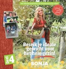 Sonja Bakker , Bereik je ideale gewicht voor het hele gezin 4