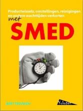 Bert Teeuwen , Productwissels, omstellingen, reinigingen en andere wachttijden verkorten met SMED