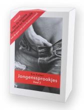 Eric  Kollen Combiverpakking jongenssprookjes deel 2 plus eau de toilette Maarten en Moustafa