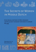 Willem Kuiper Orlanda Lie, The Secrets of Women in Middle Dutch