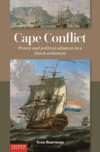 Teun Baartman , Cape Conflict