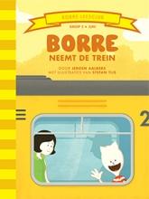 Jeroen Aalbers , Borre neemt de trein