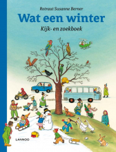 Berner, Rotraut Susanne Kijk- en zoekboek - Wat een winter!