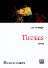 Guus  Houtzager Tiresias - grote letter uitgave
