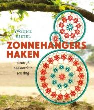 Yvonne  Rietel Zonnehangers haken