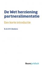 B.A.H.M. Boelens , De Wet Herziening Partneralimentatie