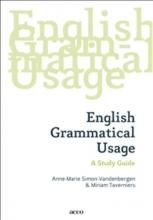 Miriam Taveniers Anne-Marie Simon-vandenbergen, English grammatical usage