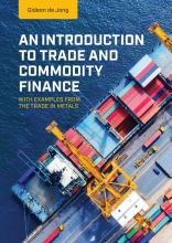 Gideon de Jong , An Introduction to Trade and Commodity Finance