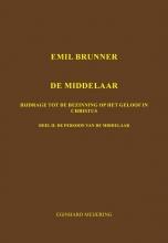 E.P. Meijering , Emil Brunner De Middelaar 2