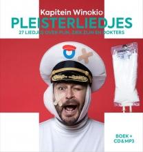 Kapitein Winokio , Pleisterliedjes