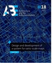 Radan Šuba , Design and development of a system for vario-scale maps