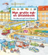 Susanne Gernhäuser , Myn grutte syk- en ûntdekboek