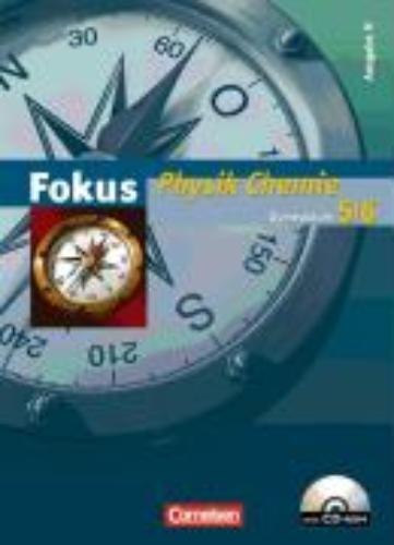 Arnold, Karin,   Boysen, Gerd,   Breuer, Elmar,   Fösel, Angela,Fokus Physik/Chemie - Gymnasium - Ausgabe N 5./6. Schuljahr. Schülerbuch mit DVD-ROM