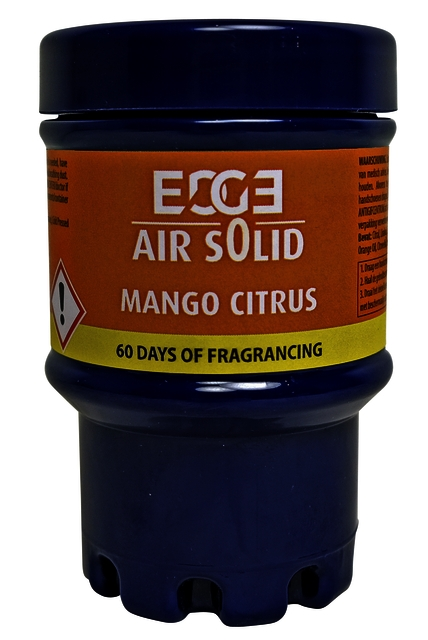 ,Luchtverfrisser Green Air Mango Citrus 6st