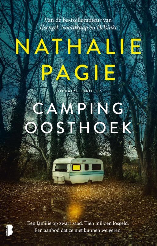 Nathalie Pagie,Camping Oosthoek
