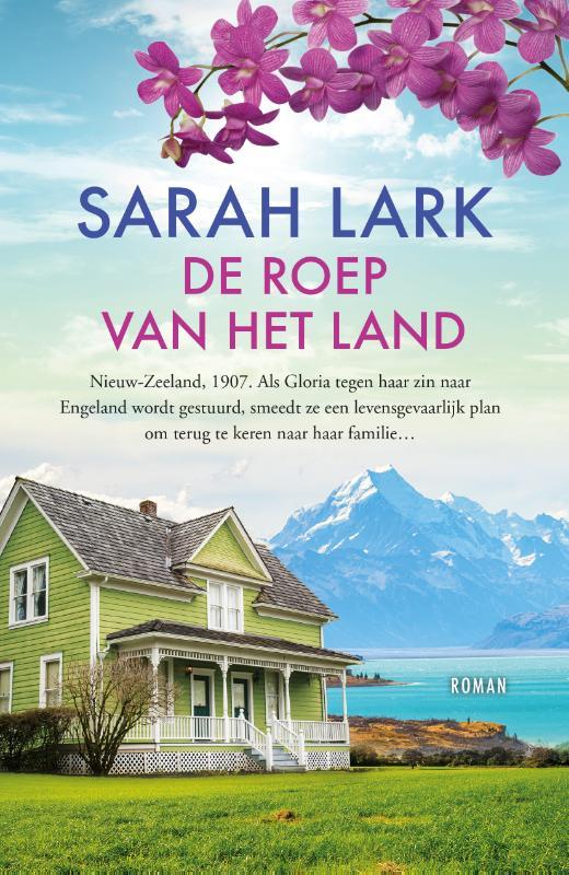 Sarah Lark,De roep van het land