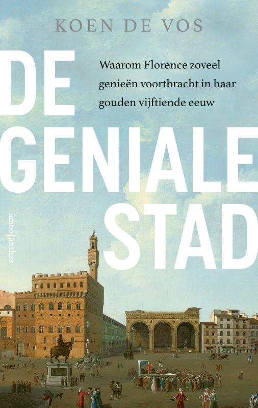 Koen De Vos,De geniale stad