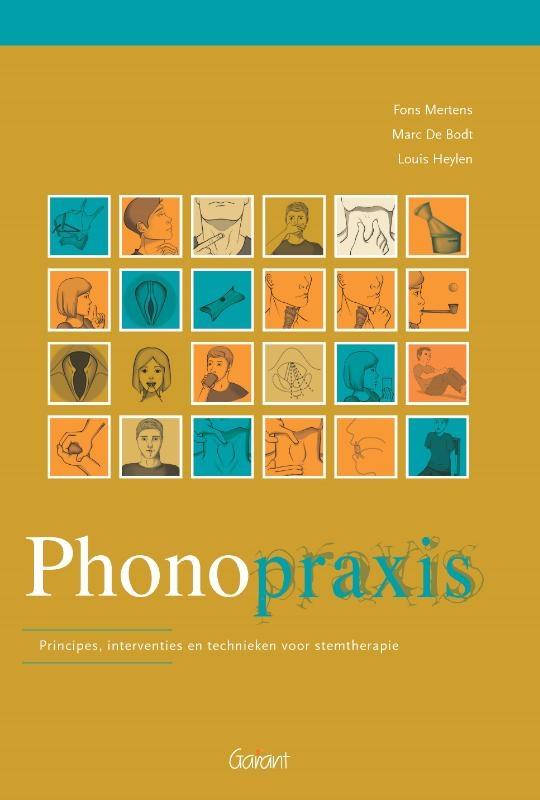 Fons Mertens, Marc De Bodt, Louis Heylen,Phonopraxis