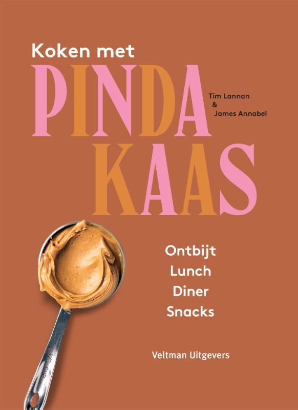 Tim Lannan, James Annabel,Koken met pindakaas
