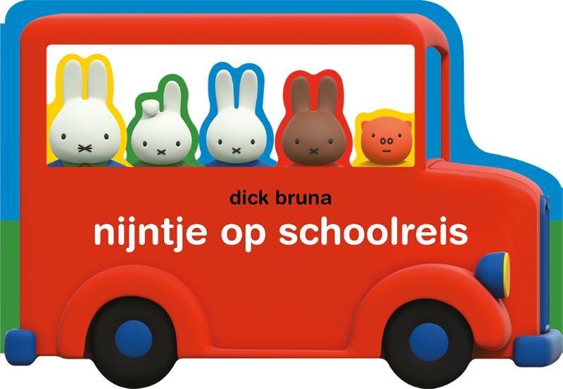 Dick Bruna,nijntje op schoolreis