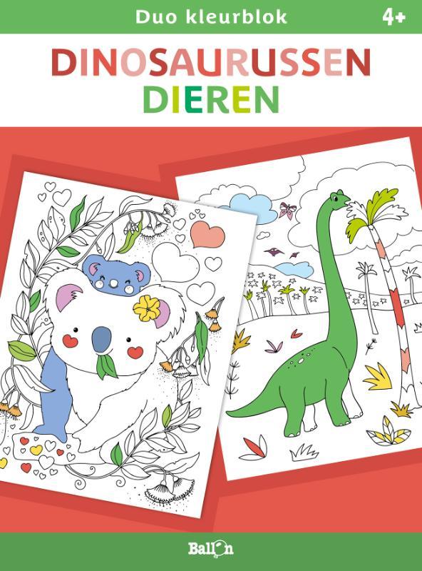 ,Dinosaurussen en dieren