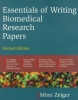 Zeiger, Mimi,Essentials of Writing Biomedical Research Papers