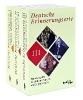 ,Deutsche Erinnerungsorte. 3 Bände