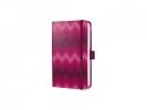 ,notitieboek Sigel Jolie Beauty A6 hardcover gelinieerd roze
