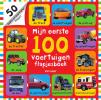 <b>Roger  Friggens, Sarah  Powell, Amy  Oliver</b>,Mijn eerste 100 Mijn eerste 100 voertuigen flapjesboek