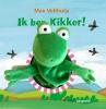<b>Max  Velthuijs</b>,Ik ben Kikker! + handpop