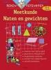 Emy Geyskens,Rekenoefenboek Meetkunde, maten en gewichten 8-9jaar