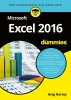 <b>Greg  Harvey</b>,Microsoft Excel 2016 voor Dummies