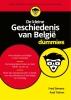 <b>Fred  Stevens, Axel  Tixhon</b>,De kleine Geschiedenis van Belgi� voor Dummies
