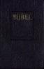 ,<b>Micro Statenvertaling Psalmen 12 gezangen zwart kunstleer kleursnee index</b>