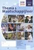<b>Janine  Middelkoop</b>,Thema`s Maatschappijleer voor VMBO 2018/2049 BK