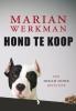 Marian  Werkman,Hond te koop